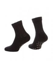 Scholl funkční ponožky Home Comfort cotton – černé dámské (SH01784)