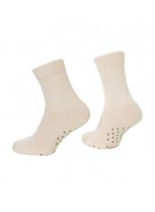 Scholl funkční ponožky Home Comfort cotton – růžové dámské (SH01784)