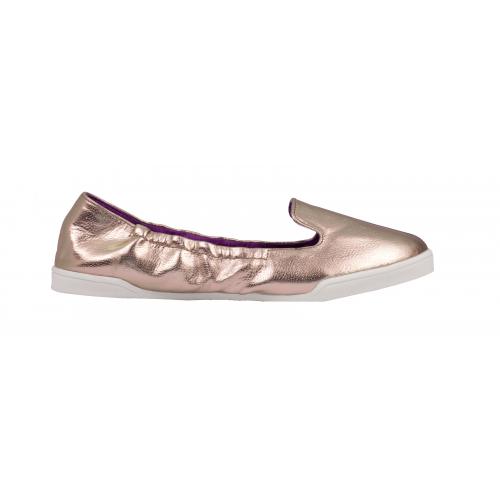 cc0ea31ed567 Scholl POCKET SLIP ON - bronzové baleríny EU 35-36