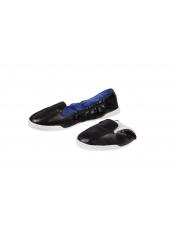 Scholl POCKET SLIP ON - černé baleríny