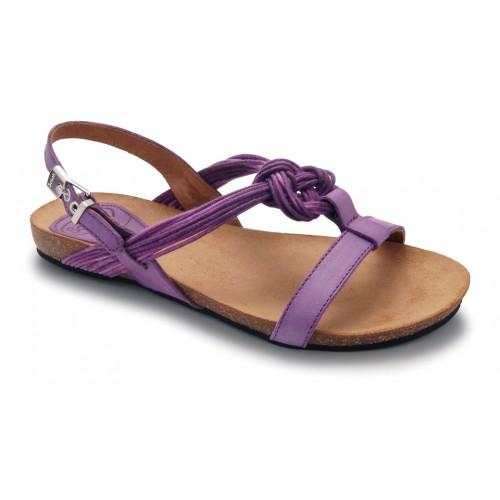 Scholl CEARA - fialové sandály