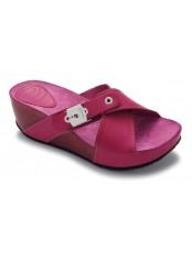 Scholl ELON 1.2 - růžové módní sandály