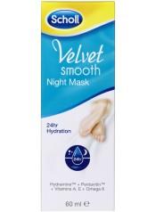 Scholl Velvet Smooth Noční krém 60 ml