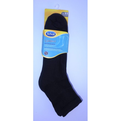 Scholl funkční kotníčkové ponožky Comfort – unisex (SEUQS5010) EU 35-38