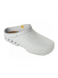 Scholl CLOG EVO bílá pracovní obuv