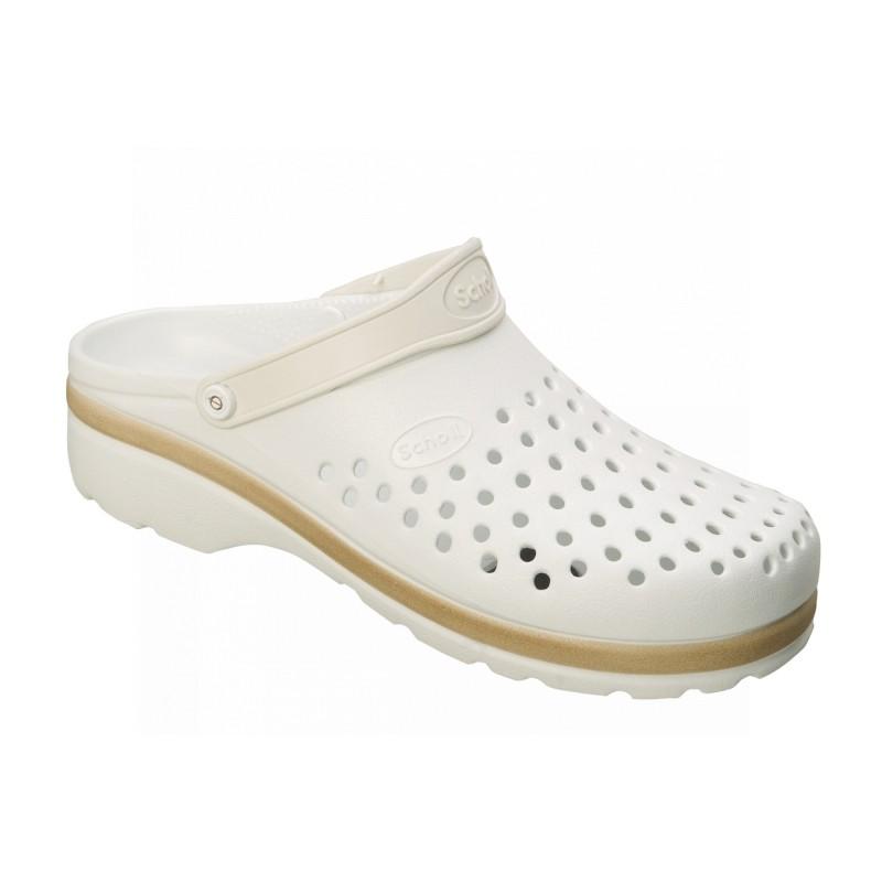 Scholl LIGHT COMFORT bílá pracovní obuv 809b276947