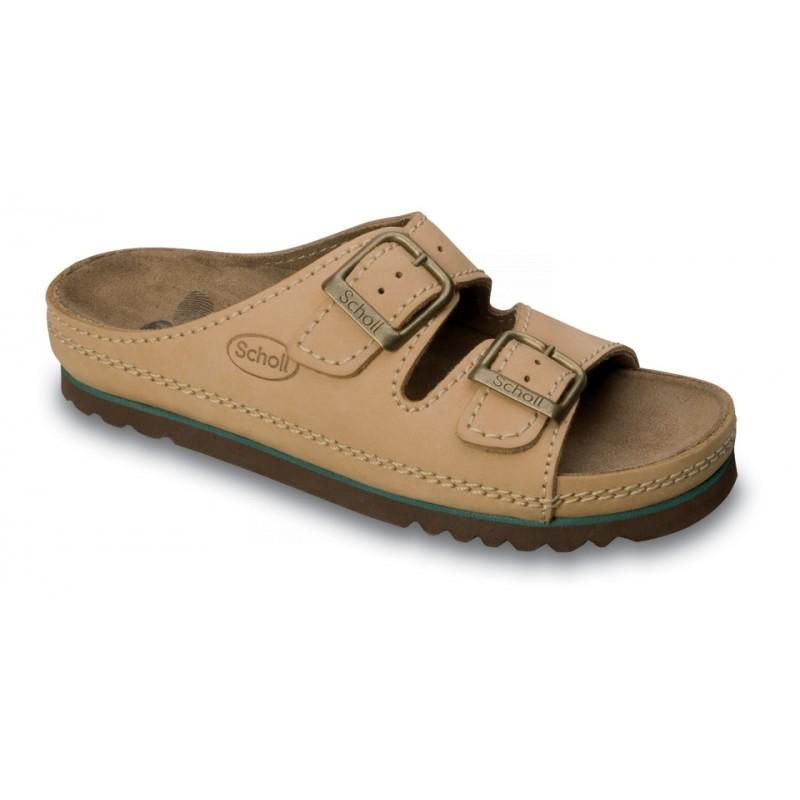 dbdd169318b4 Scholl AIR BAG - přírodní zdravotní pantofle. SCHOLL AIR BAG - přírodní  Dámská a pánská zdravotní obuv ...