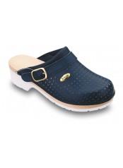 CLOG SUPERCOMFORT - tmavě modrá zdravotní obuv