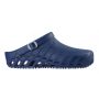 Scholl CLOG EVO modrá pracovní obuv