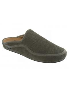 Scholl BRANDY zelená domácí obuv