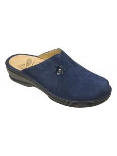 Scholl EDITH domácí tmavě modré pantofle NOVINKA