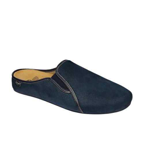 Scholl FELCE tmavě modrá domácí obuv EU 43 bd8ba90f735