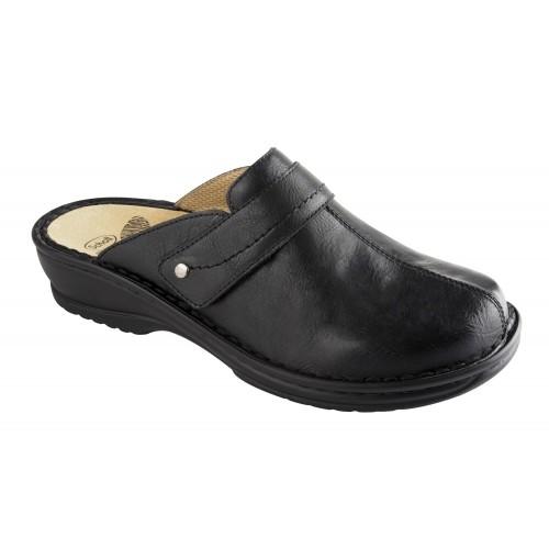 Scholl LENK modrá domácí obuv