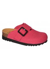 Scholl MAGGIE růžová domácí obuv