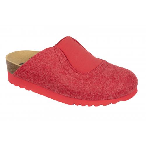 Scholl YOLE červená domácí obuv EU 37 a2c9eee4a4