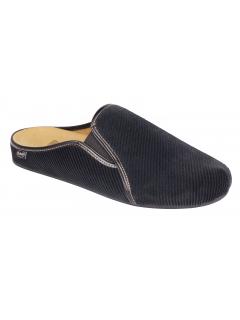 Scholl FELCE černá domácí obuv
