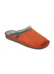 Scholl NEW BRIENNE červená domácí obuv