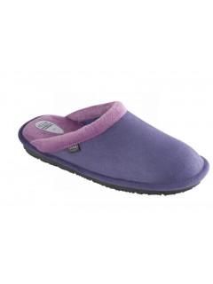 Scholl NEW BRIENNE fialová domácí obuv
