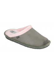 Scholl NEW BRIENNE šedá domácí obuv