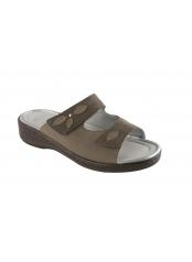 Scholl ROSCA šedá domácí obuv