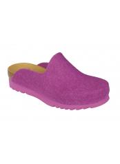 Scholl SIRDAL růžová domácí obuv