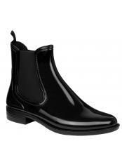 Scholl TATY černá kotníčková obuv
