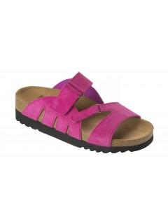 Scholl ALABAMA růžové zdravotní pantofle