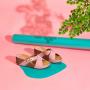 Scholl ELON 2.0 - světle růžové zdravotní pantofle