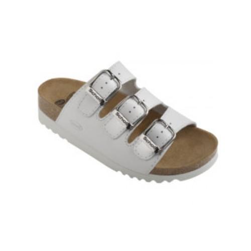 Scholl RIO bílá zdravotní pantofle EU 41 1c4f5e3eb0