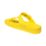 Scholl BAHIA FLIP-FLOP - žluté zdravotní pantofle
