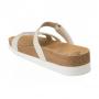 Scholl FIORILLA bílé zdravotní pantofle