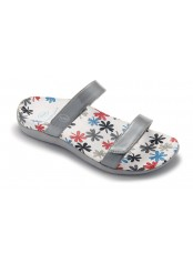 Scholl MUDI - šedé pantofle