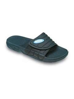 Scholl NAUTILUS - tmavě modré zdravotní pantofle