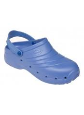 Scholl WORK LIGHT modrá pracovní obuv