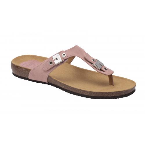 Dámská zdravotní obuv Scholl BIMINI 2.0 - světle růžová