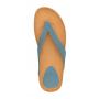 Scholl TIST 2.0 - světle modré plážové žabky
