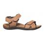 Scholl BARWON hnědé zdravotní sandály