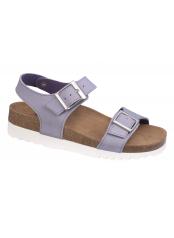 Scholl FILIPPA SANDAL světle fialové zdravotní sandále