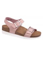 Scholl FILIPPA SANDAL světle růžové zdravotní sandále