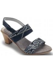Scholl SARUE tmavě modré sandále