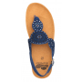 Scholl ABELINE modré zdravotní sandále