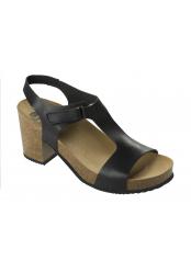 Scholl ARACENA černé sandály