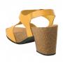 Scholl ARACENA světle hnědé sandály