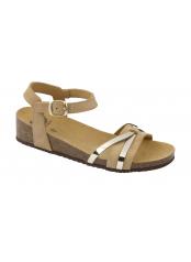 Scholl KELLY pískové zdravotní sandály