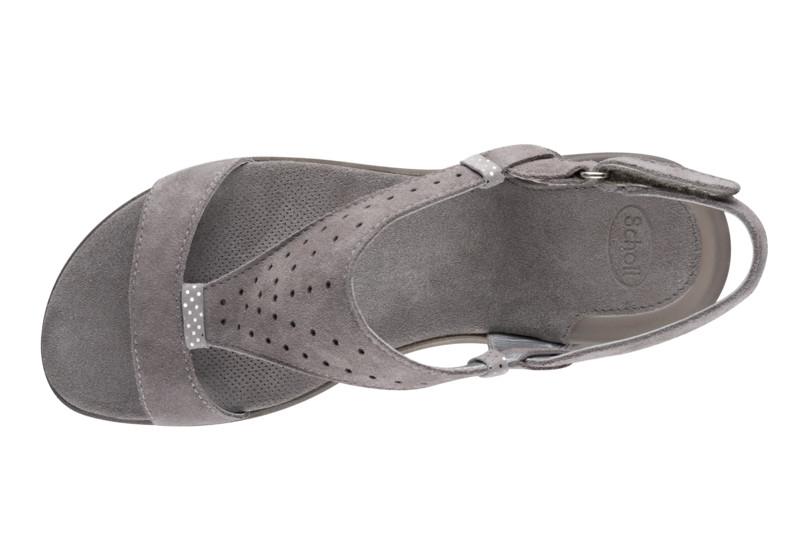 b774ee4c6d Scholl MARION šedé zdravotní sandále