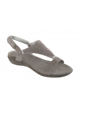 Scholl MARION šedé zdravotní sandále