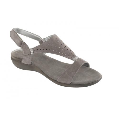 Scholl MARION šedé zdravotní sandále EU 37