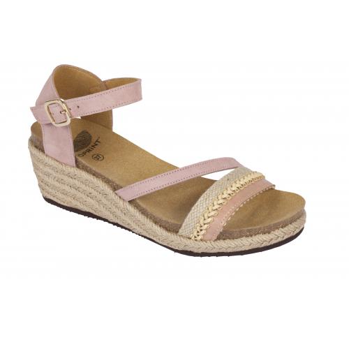 540699daf3 Scholl MAYRA světle růžové zdravotní sandály EU 39