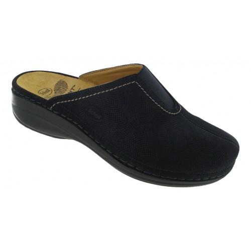 Scholl DUCHESS domácí tmavě modré pantofle VÝPRODEJ