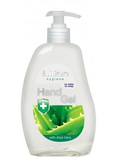 Lilien Aloe Vera - antimikrobiální gel na ruce (500 ml)